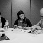 Jennifer Jackson, Natalie Thomas, David Crystal