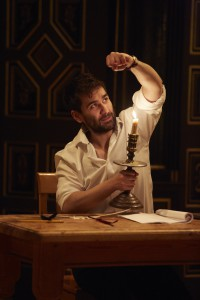 Aslam Husain as Dr Faustus