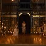 Daiva Dominyka, Helena Puska, Diana Kashlan as the Weyard Sisters in Macbeth