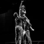 Pericles drowning, choreography Jennifer Jackson