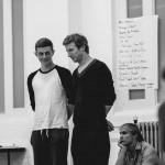 Alex Boxall, Ben Crystal, Drew Ernhout