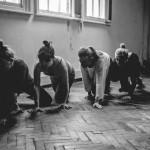 Movement work with Jennifer Jackson / Hecate