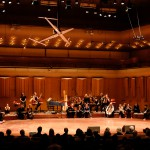 The Swedish Radio Symphony Orchestra Hall, with the Trondheim Soloists, Daniels Hope, Harding, and the Pericles Ensemble
